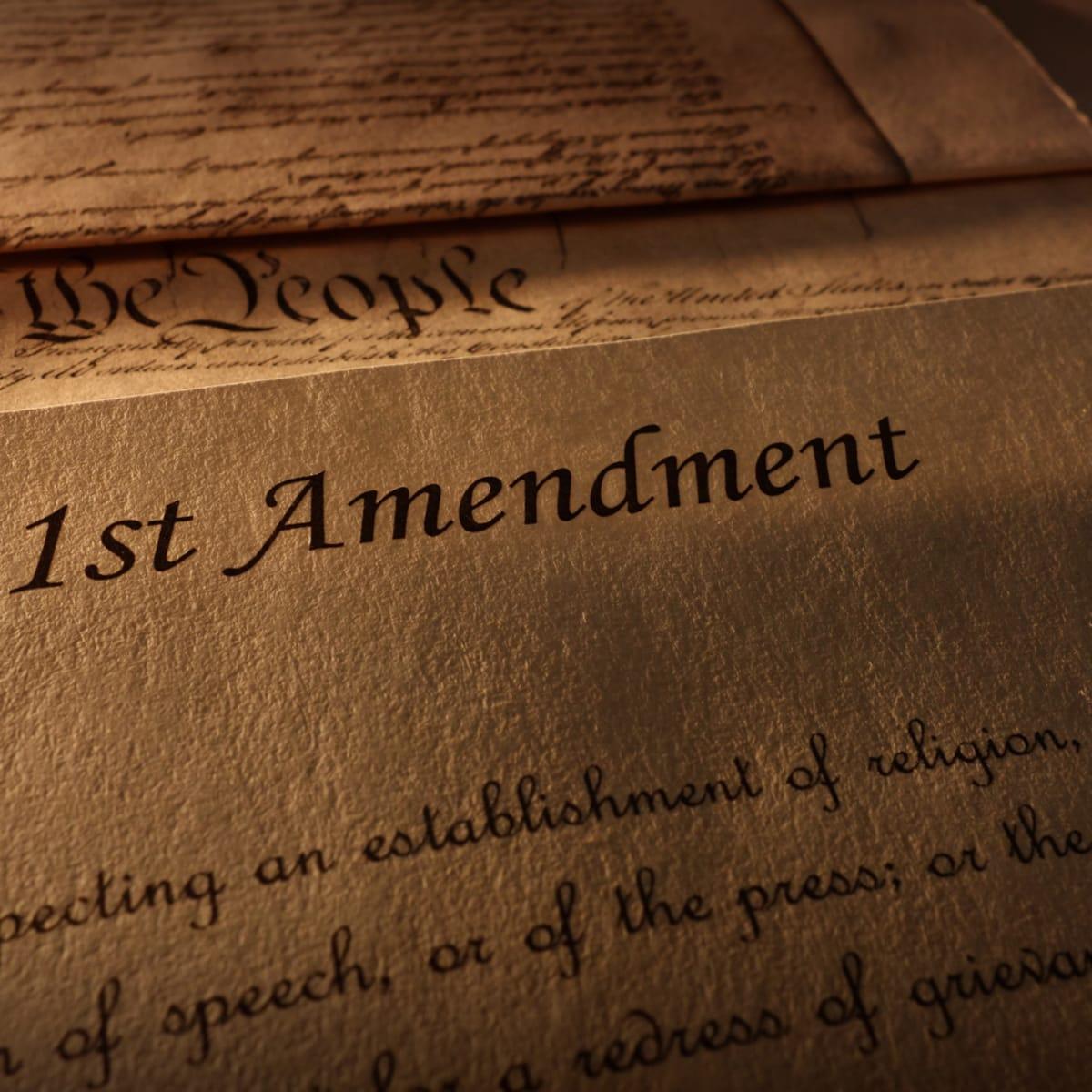 first amendment - photo #16