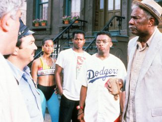 Still from Spike Lee's Do The Right Thing