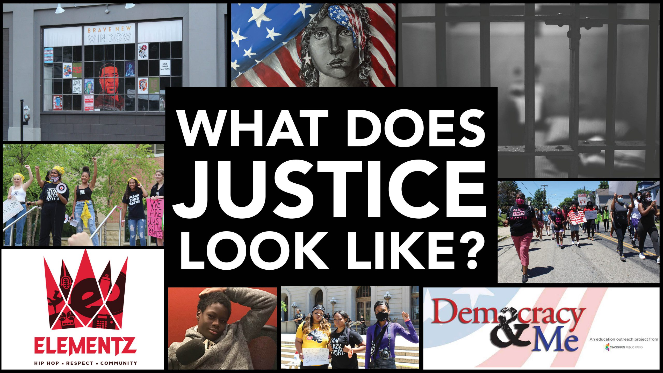 What Does Justice Look Like?